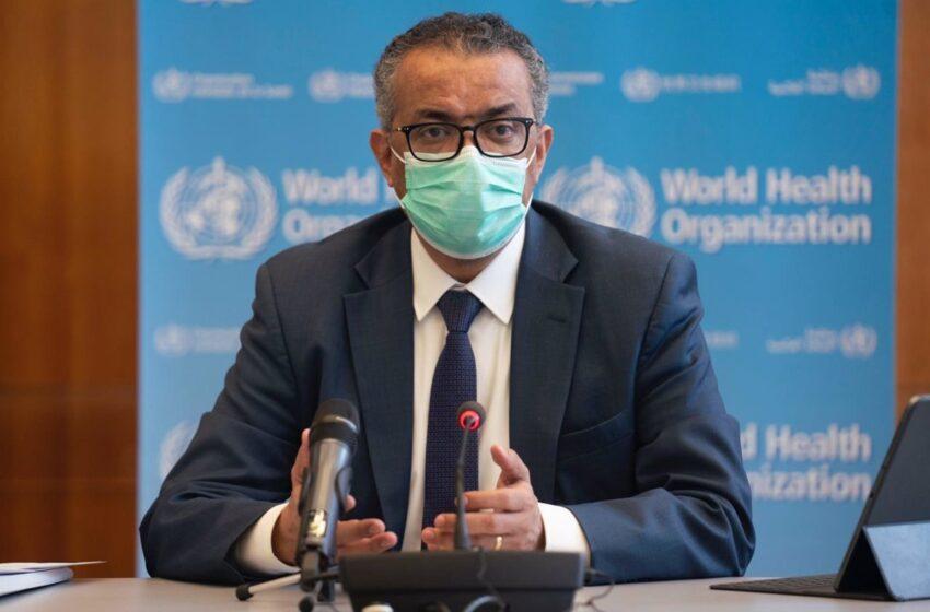 La OMS pide una moratoria de la tercera dosis a los países ricos para aumentar el suministro en los países pobres