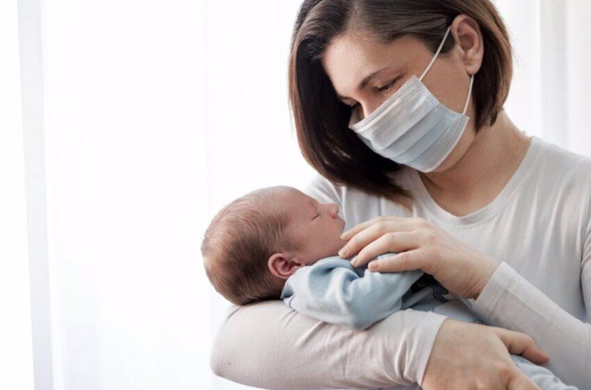 La OMS recomienda continuar con la lactancia durante la infección por COVID-19 y después de la vacunación