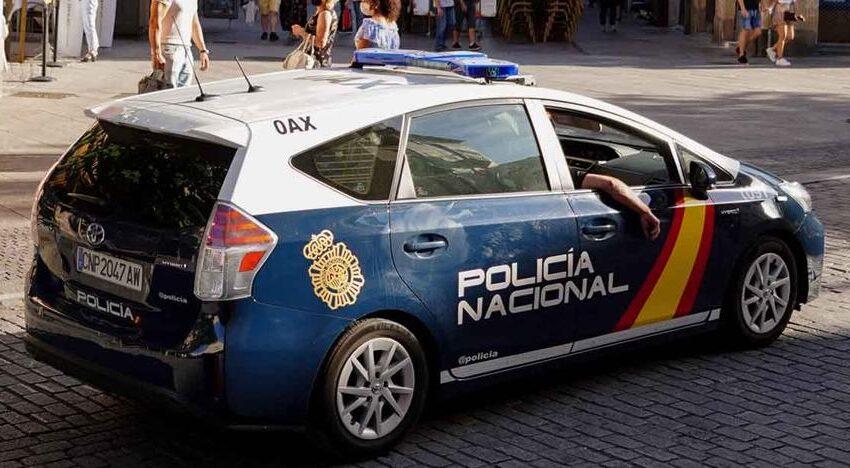 Un detenido en Salamanca por increpar y empujar a los policías en un establecimiento comercial