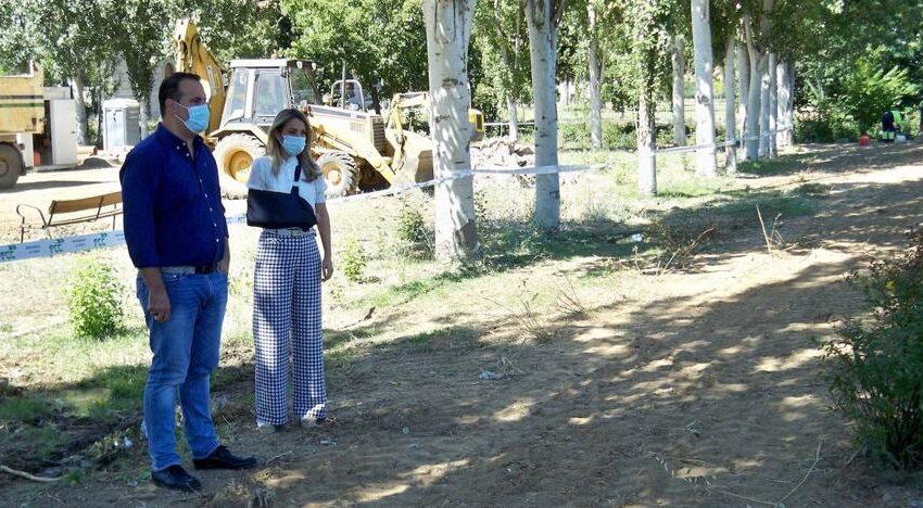 Arrancan las obras de renovación de la red de abastecimiento incluidas en los Planes Provinciales en Santa Marta