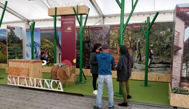 Naturcyl, un espacio para dar a conocer los mejores paisajes y recursos naturales de Salamanca
