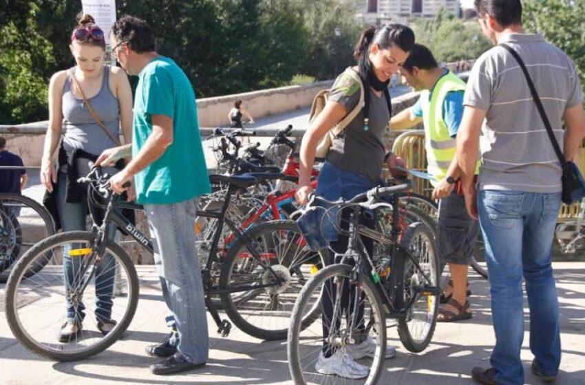 La Semana de la Movilidad de Salamanca cuenta con actividades para todas las edades