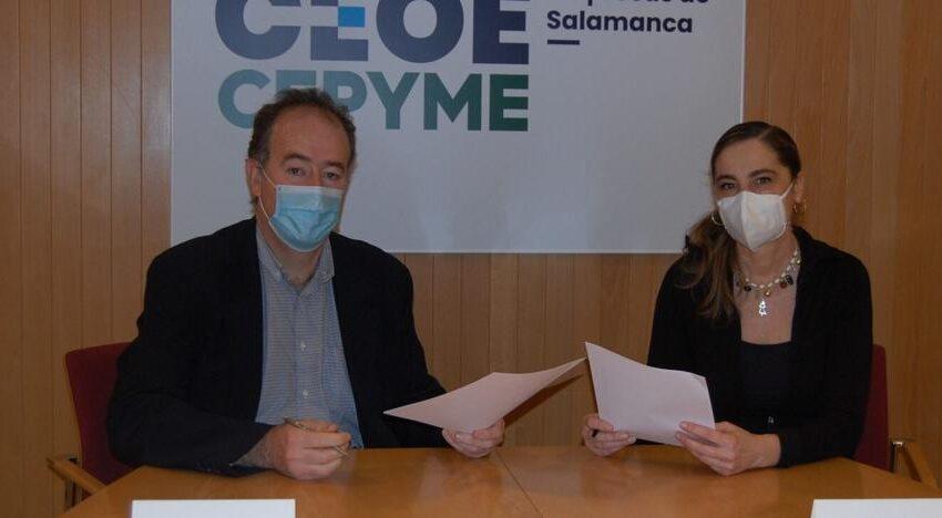 Los comerciantes del Casco Histórico de Salamanca trasladan sus propuestas para dinamizar el sector turístico