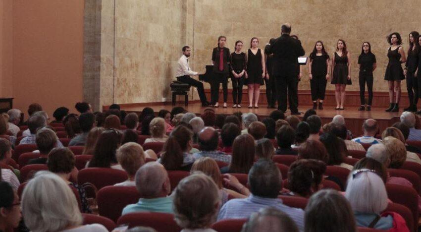 El Coro Ciudad de Salamanca busca nuevas voces para el próximo curso