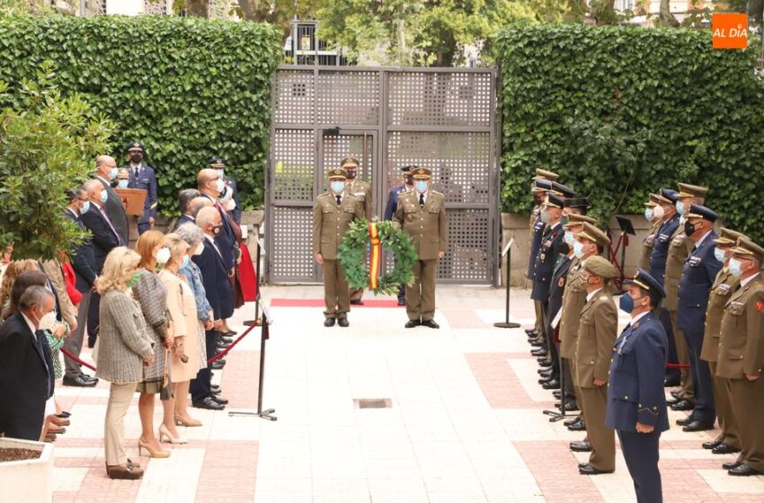 La Subdelegación de Defensa celebra su fiesta con la imposición de condecoraciones