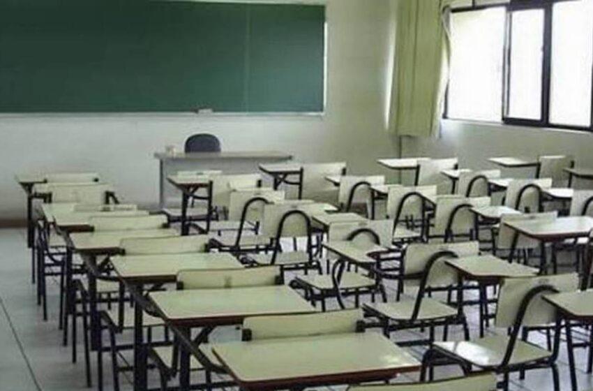 Tres aulas en cuarentena, dos en un colegio de la capital y una en Ledesma