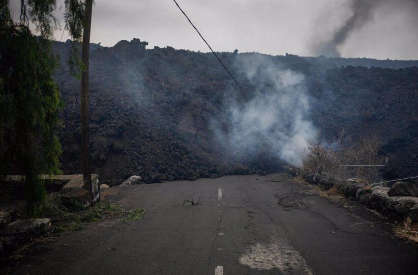 Los vecinos de Todoque podrán evacuar sus pertenencias hasta las 21.00 horas