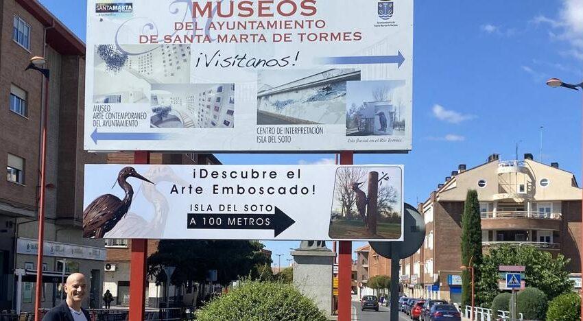 Santa Marta cuenta con una nueva señalética para promocionar sus recursos turísticos y culturales