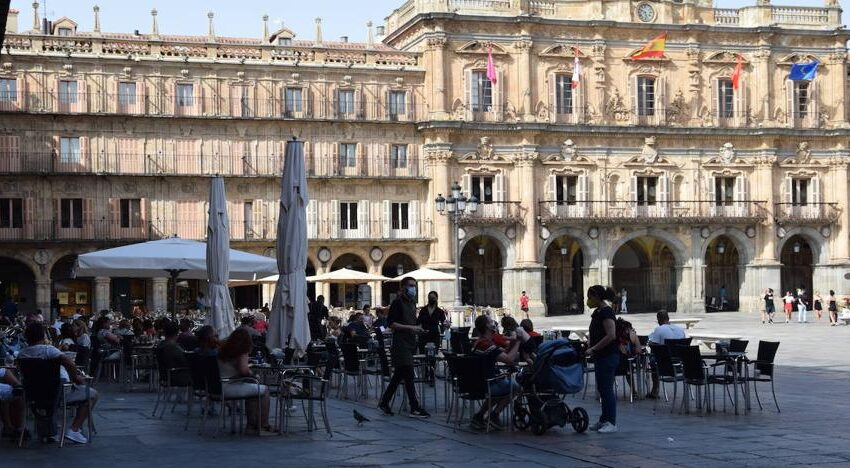 La estabilidad en los nuevos casos de covid continúa un día más en la provincia de Salamanca, con nueve notificados