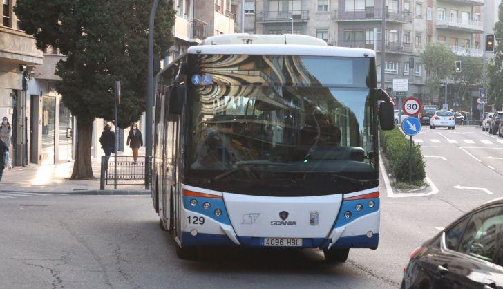 Los autobuses urbanos de Salamanca, gratuitos este miércoles… aunque no lo ponga por ningún lado